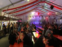 150jähriges Stiftungsfest der Feuerwehr Veitshöchheim - Fotos vom Freitagabend