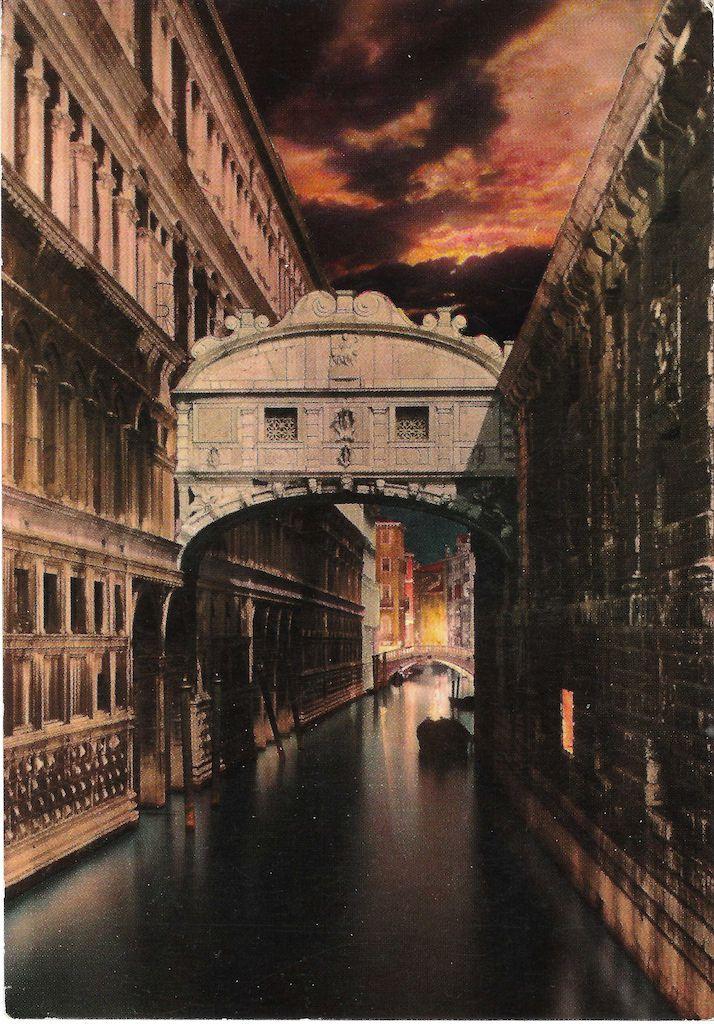 1120 - Où rien pourtant n'est Venise (Lettre à J.-M.) (1)