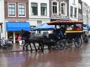 GOUDA (Pays-Bas en camping-car)