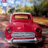RENAULT FREGATE GRAND PAVOIS 1956 NOREV 1/43 - car-collector.net