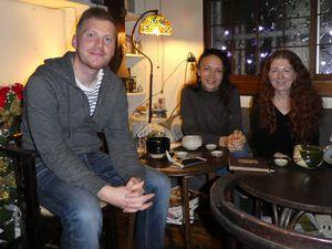 Osaka : Balade dans les vieux quartiers avec le guide Angelo d'Osaka Safari
