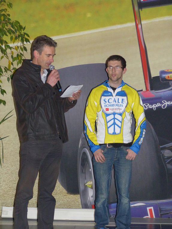 Ose'cars 2016 : Damien et Célian à l'honneur !