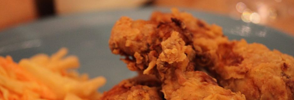 HOMEMADE KFC