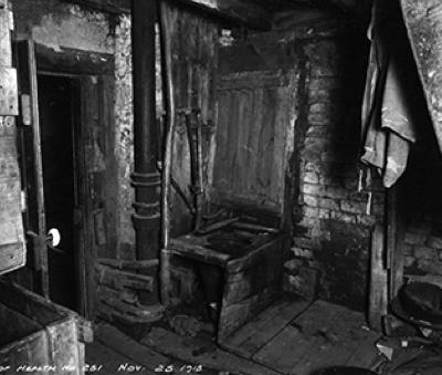 Jewish Life in The Ward, Toronto, 1900