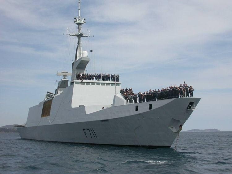Les CM1 rencontrent la Marine Nationale