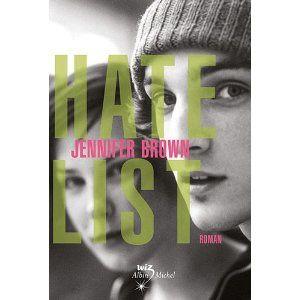 Hate list, Jennifer Brown