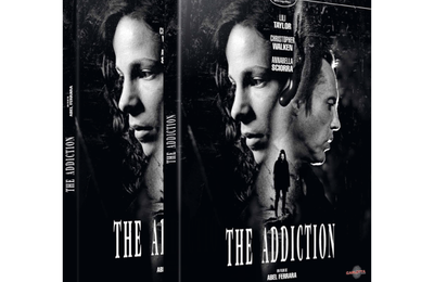 """THE ADDICTION"" PROCHAINEMENT EN BLU-RAY"
