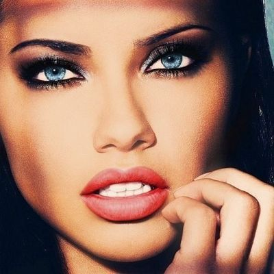 Adriana Lima - Femme - Brune - Sexy - Picture - Free