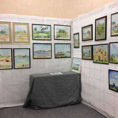 Les 24 h de l'ART - Courdimanche - Novembre 2017