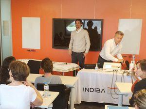 INDIBA activ aux Journées de l'École Internationale de Rééducation du Plancher Pelvien
