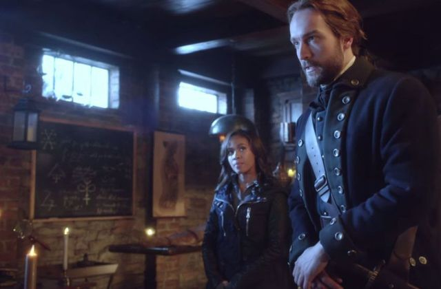 Critiques Séries : Sleepy Hollow. Saison 2. Episode 18. Tempus Fugit.