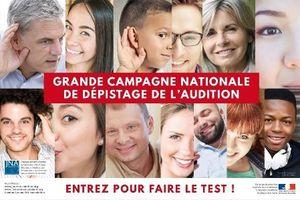 Journée Nationale de l'Audition - 9 mars 2017...