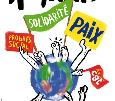 Manifestons le 1er mai