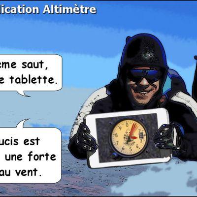 Application Altimètre
