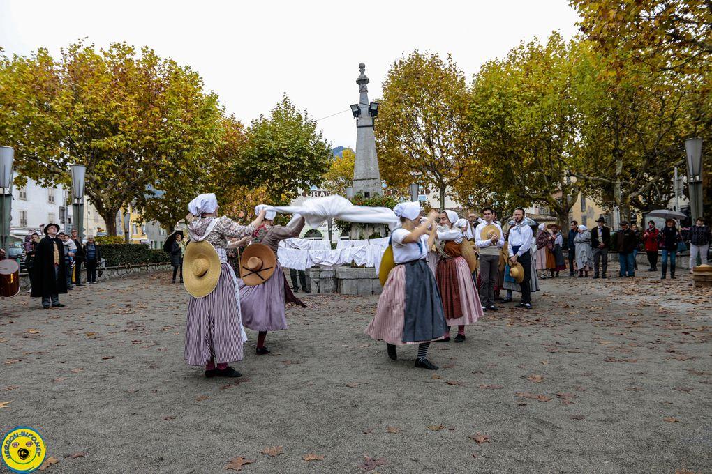 Castellane , les journées provençale 2018