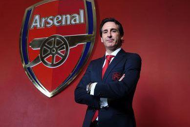 Arsenal présente officiellement Unai Emery comme successeur de Wenger