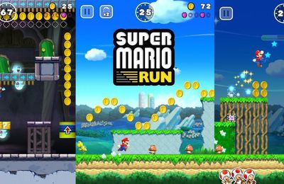 The Key of super mario run That No Body is Referring To