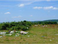 Hier, c'était l'agriculture dans la plaine de Carrières-sous-Poissy/Triel/Chanteloup, aujourd'hui des dépots sauvages...