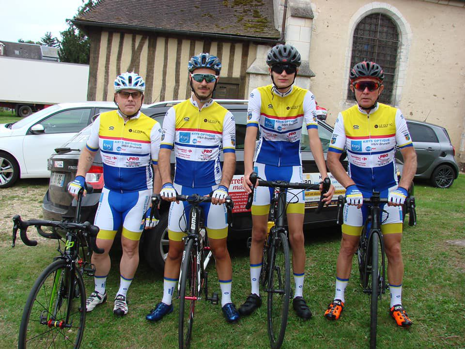Stade Vernolien Cyclisme, résultats
