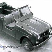 "Renault 4 Sinpar ""commando marine"""