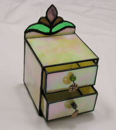 Stained Glass Boxes