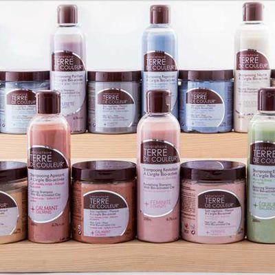 Découvrez notre gamme de Soins Naturels pour les cheveux.