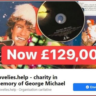 LOVELIES.HELP LES INCROYABLES LOVELIES DE GEORGE MICHAEL !