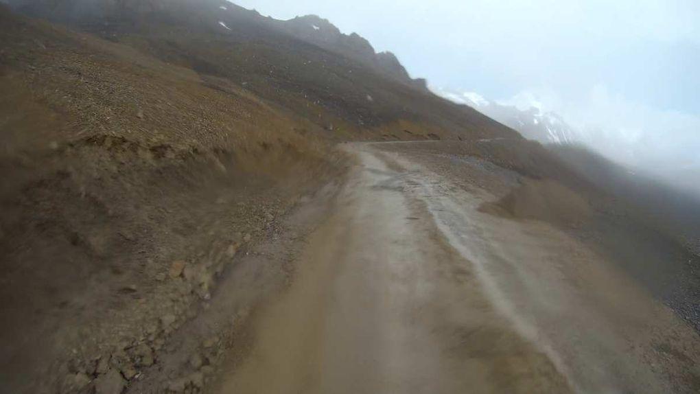 La route pour le Lachuglung La