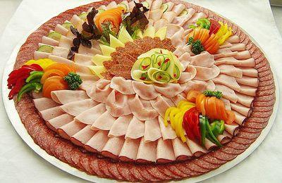 Des idées pour décorer vos plat de fête