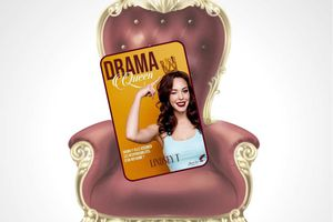 Drama Queen - Lindsey T chez Black Ink éditions