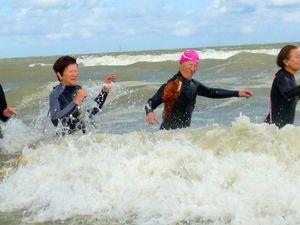 Marche aquatique côtière (Septembre 2015)