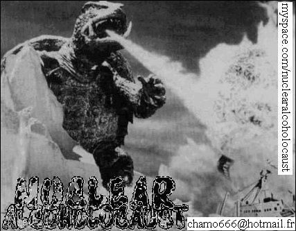 label Hicham - Nuclear Alcoholocaust