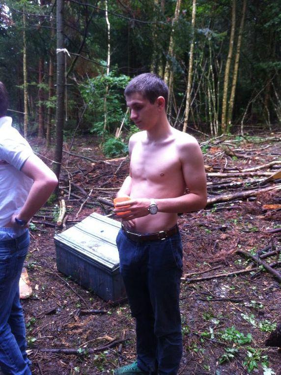 2014 Album Camp d'été Scouts