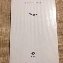 Yoga de Emmanuel Carrère