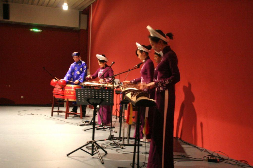 Journée de rencontre littéraire et concert du samedi 30 avril 2011