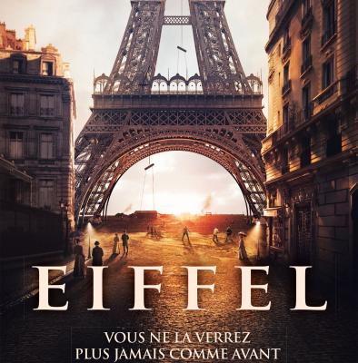 Eiffel. Nicolas D'ESTIENNE D'ORVES - 2021