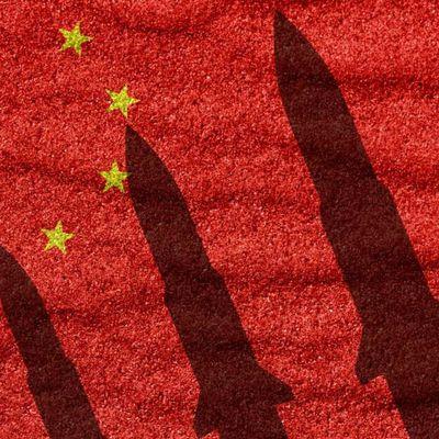 La Chine augmente encore son arsenal nucléaire en vue d'un conflit avec Taïwan
