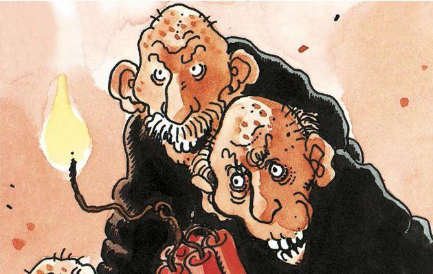 Au bonheur des ogres, de Daniel Pennac