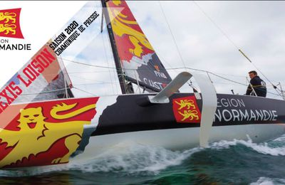 Great Escape 2020 - Alexis Loison winner in the Imoca category