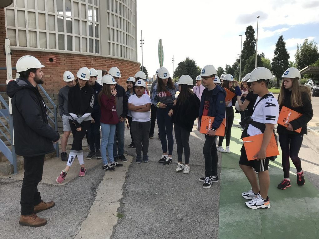 SMSP19 Environment Water treatment Plant Sant Joan
