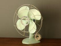 """Ventilateur Calor """" Mint """" Années 60 - Vintage"""