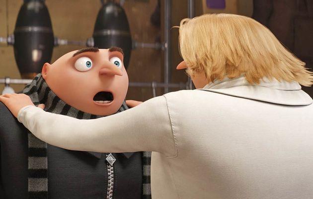 Box Office : « Moi, moche et méchant 3 » devant « Spider-Man »