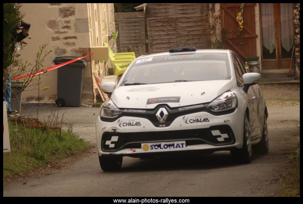 Rallye de Cieux 2018