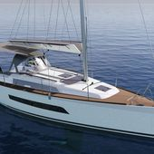 New sailing boat - the Dufour 32, the sailing boat for friends - Yachting Art Magazine