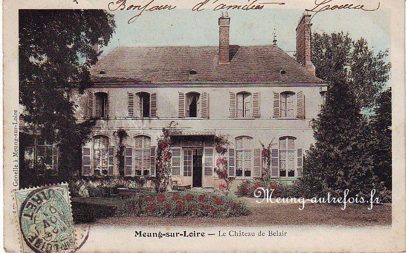 Château de Bel air