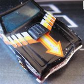 FORD TORINO STOCKER HOT WHEELS 1/64 - car-collector.net