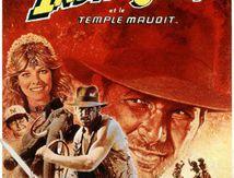 Indiana Jones et le Temple Maudit (1984) de Steven Spielberg.