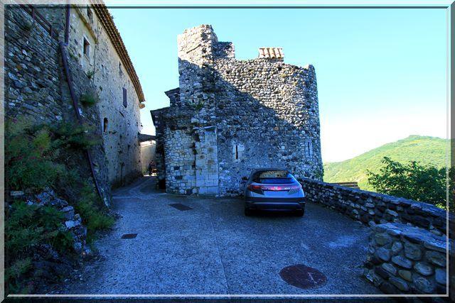 Diaporama château de Rochemaure