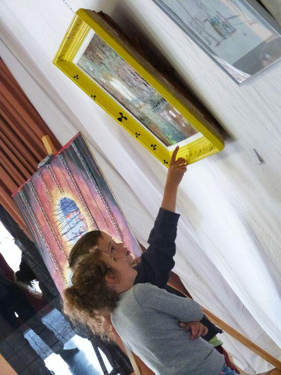 37 créations exclusives des artistes sur le thème Bizz'Art pour le prix du public à Arros puis l'expo Bizz'art à la Maison carrée de Nay, avec les 5 coups de coeur Artistes en herbe.