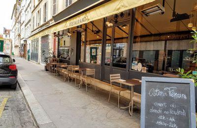 Osteria Ferrara (Paris 11) : Un tout petit peu plus qu'un simple restaurant italien